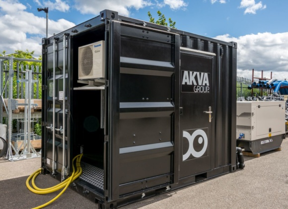 Akva Group container