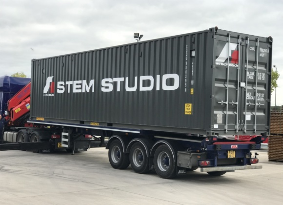 Stem Studio in transportation