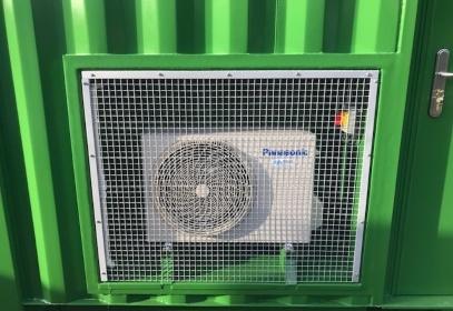 Panasonic air vent high view
