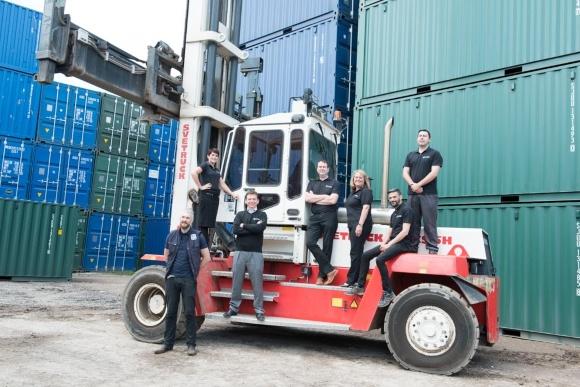 Team On Forklift