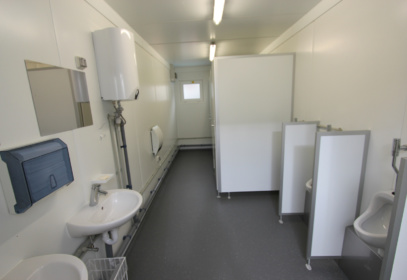 Modular Building sanitary cabin