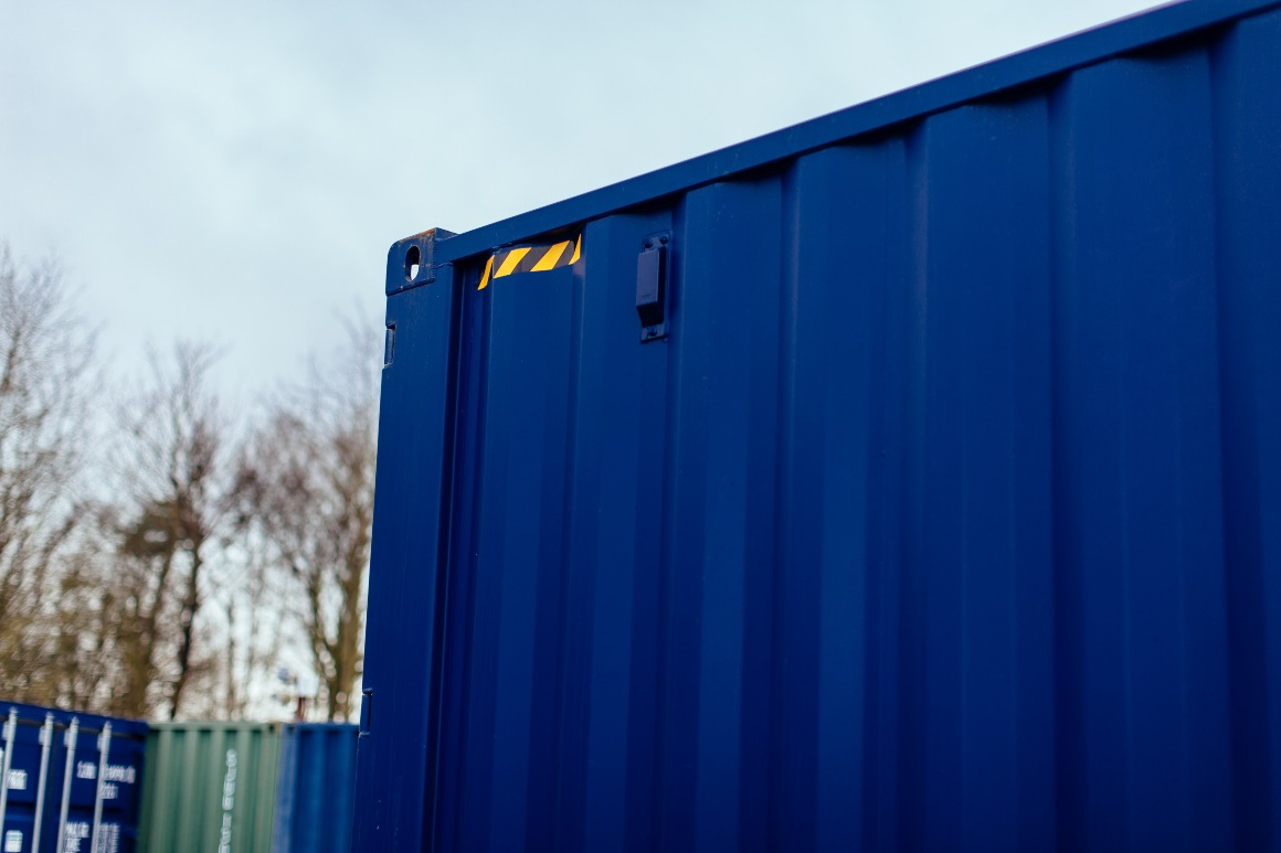 10ft High Cube Containers For Sale   S Jones Containers