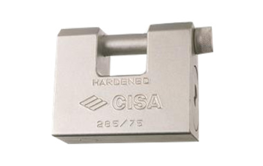CISA Sliver Container Padlock