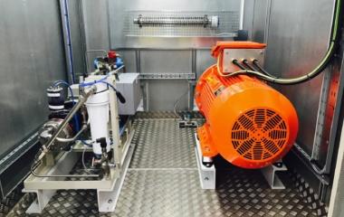 Centrax Gas Turbine