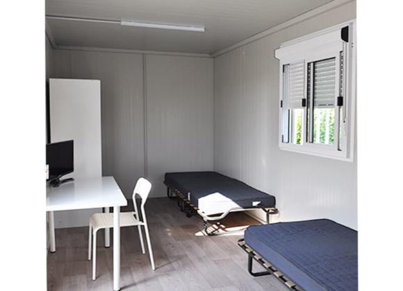 Accomodation-space